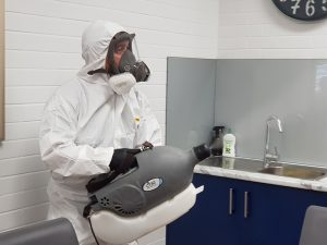 Disinfection Cleaning - cleaner services